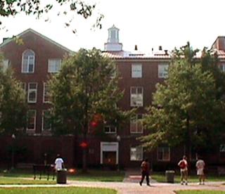 Corcoran hall