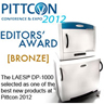 PITTCON Bronze Prize
